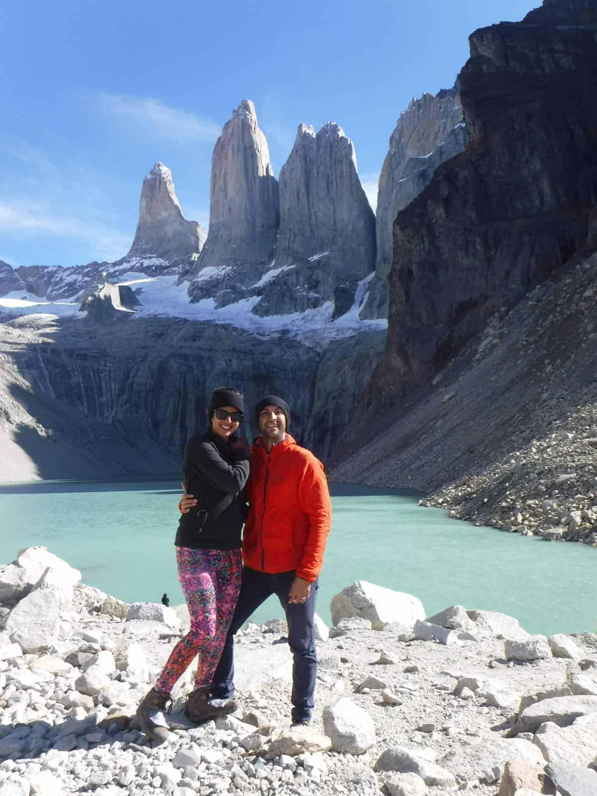 This couple gave up their well-paid San Francisco jobs to travel the world!