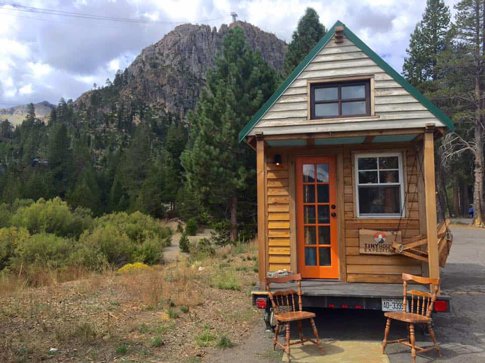 Tiny House Expedition is traveling across the US, making a documentary on tiny living