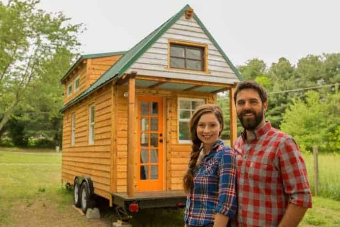 Couple travels 45,000 miles in hopes of legalizing tiny homes