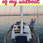 See the sailboat interior of my CT-41 cruising yacht