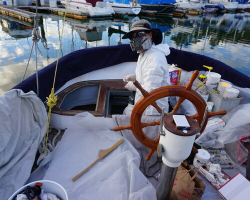 Here are the 5 worst things about living on a sailboat