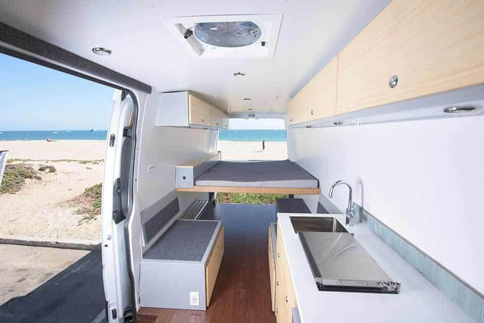 How To Do An Awesome Camper Van Conversion Diy Or Custom