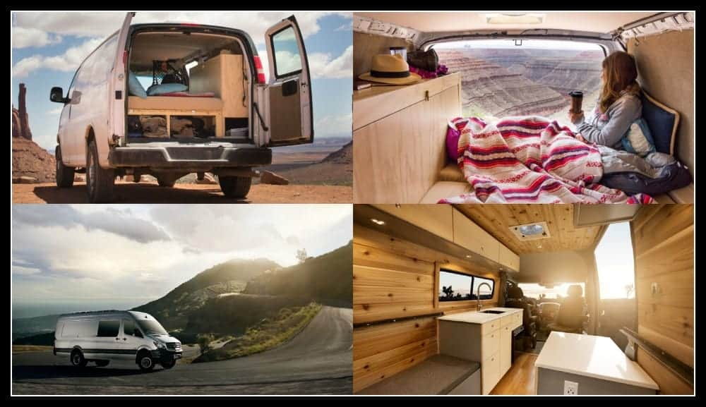How to do an awesome camper van conversion, DIY or custom-build