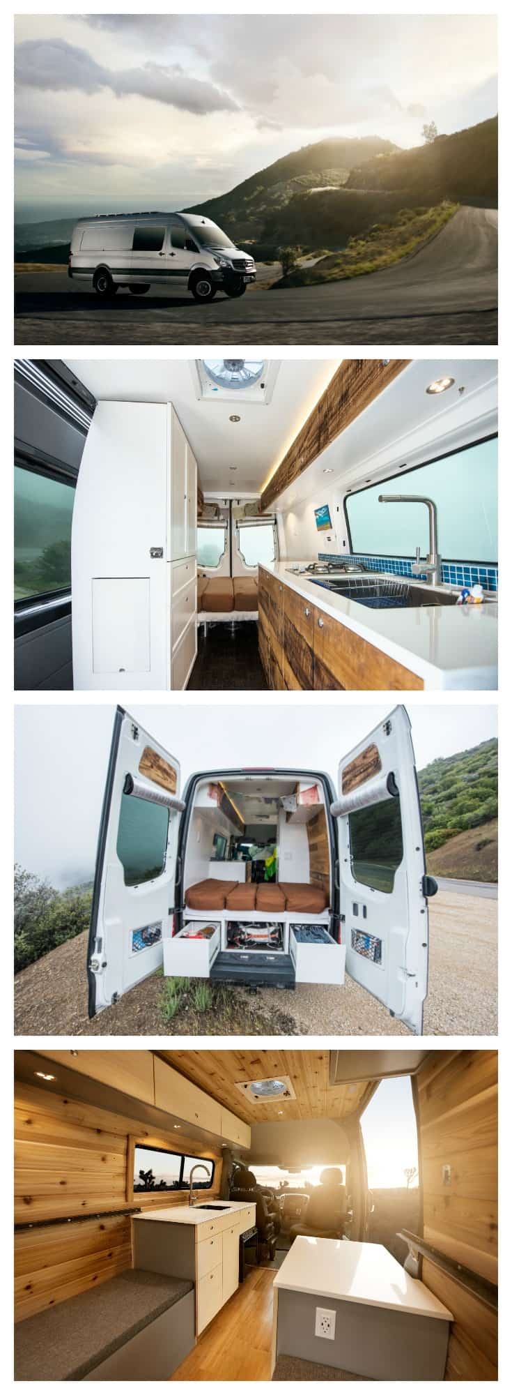How to build an awesome camper van conversion Cargo van