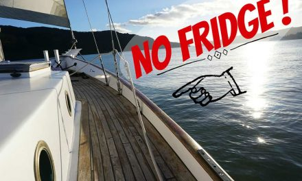 I have no refrigerator on my liveaboard sailboat! Why I'm glad.