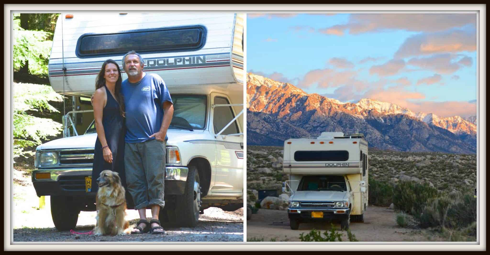 Finding freedom living in an RV