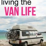 79 year old woman is living the van life