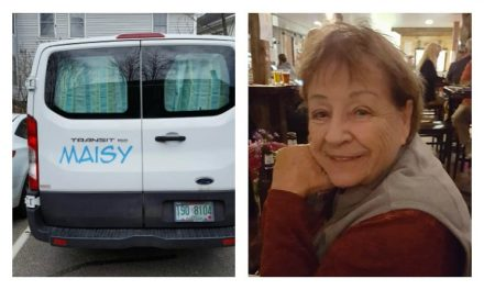 79-year-old woman travels U.S. in Ford Transit camper