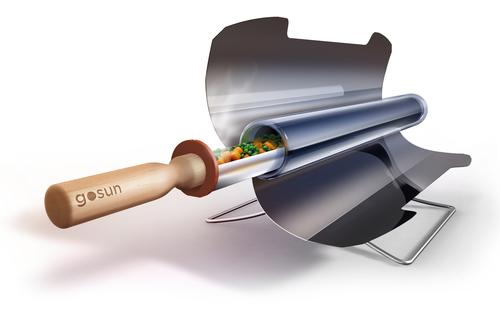 go sun solar stove is great for a small space
