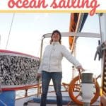 My first time ocean sailing