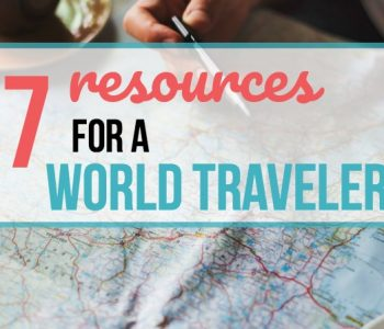 7 awesome resources for the world traveler