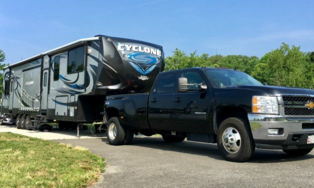 How we paid $91,000 of debt while full time RVing
