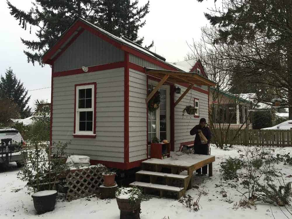 How to build a tiny house and where to park it legally for Building a house in oregon