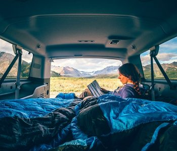 Is it illegal to sleep in your car overnight?