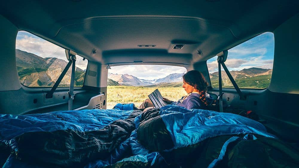 Is it illegal to sleep in your car? Check out our ultimate