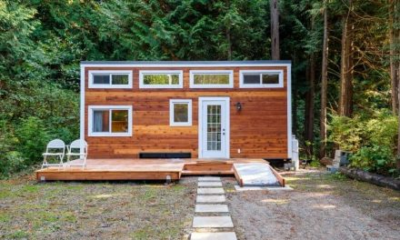 How much does a tiny house cost whether its diy a shell for How much are tiny houses to build