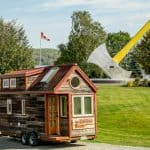 How to build a tiny house and figure out where to park it