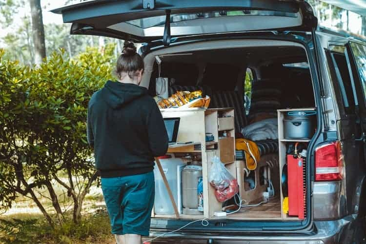 Putting A Green Spin On The #Vanlife