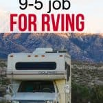 Couple ditches 9-5 job to go RVing