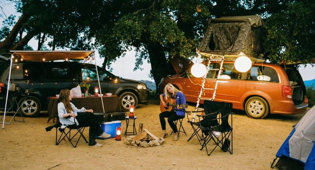 LostCampers Van rental lets you rent a campervan and try it out