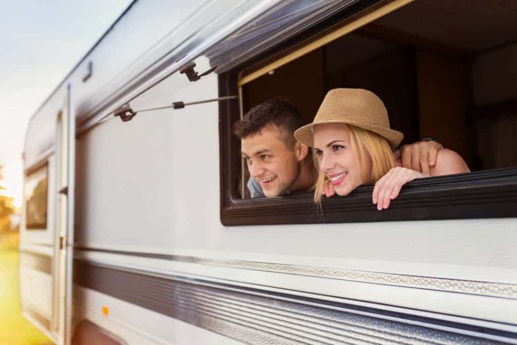 If you're traveling, RVshare can help reduct the costs of owning your own camper