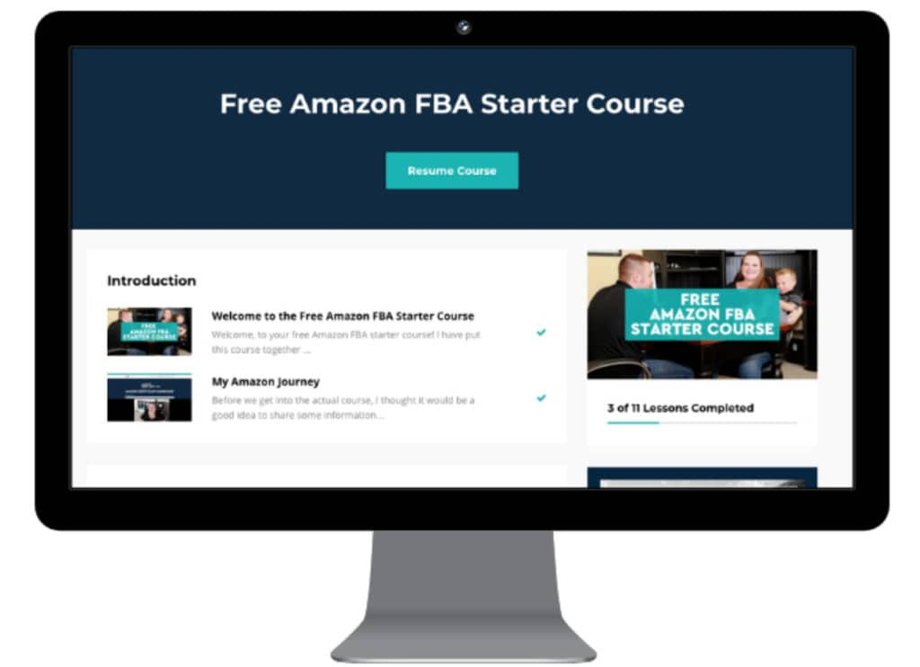 amazon fba starter course