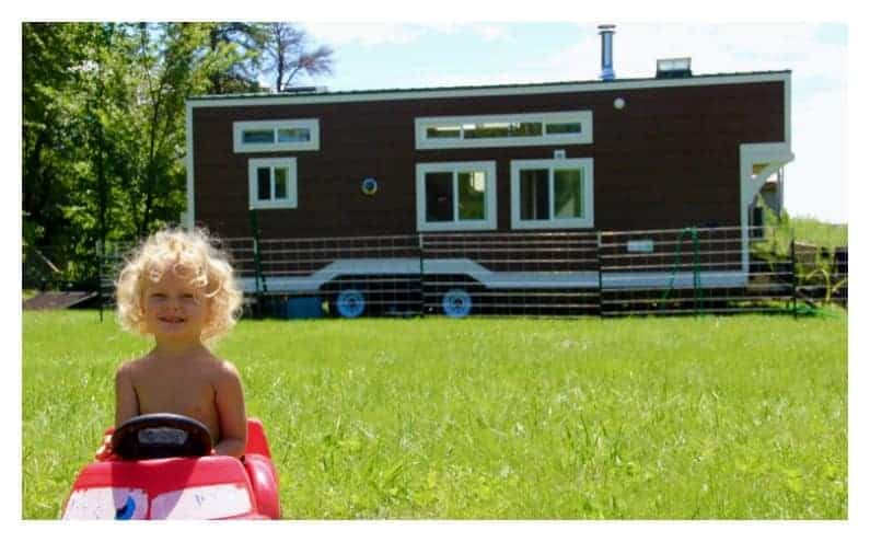 How living in a tiny house changed my life