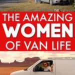 the amazing van dwelling women