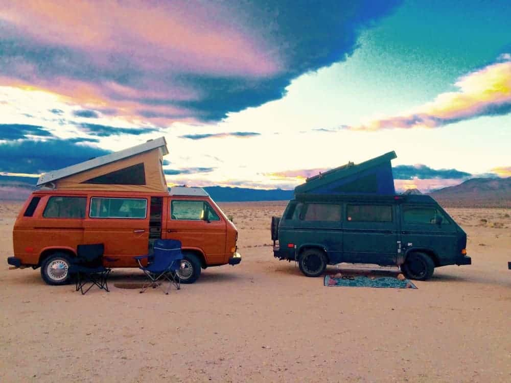 Vanagon campervan rentals let you experience the nostalgia of the 1970s