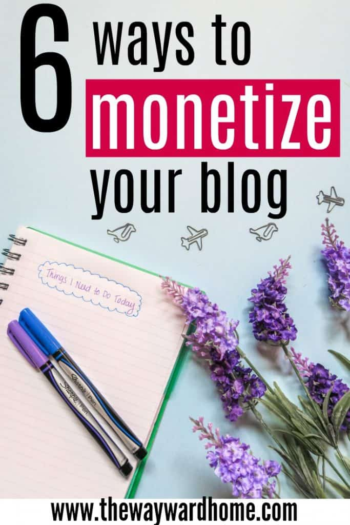 6 proven strategies to help you monetize your new blog