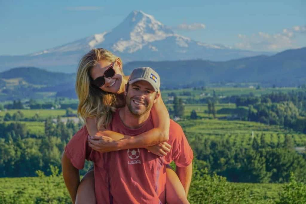 Financial freedom became crucial for a couple planning to travel fulltime travel