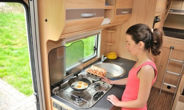 11 awesome RV storage ideas for your tiny kitchen