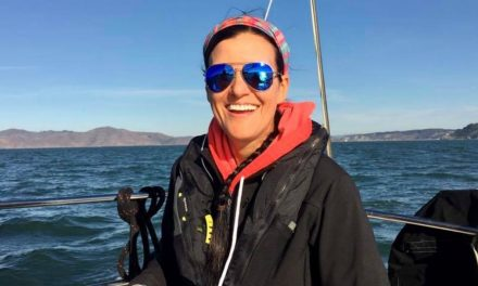 California woman lives in car to pursue sailing dream
