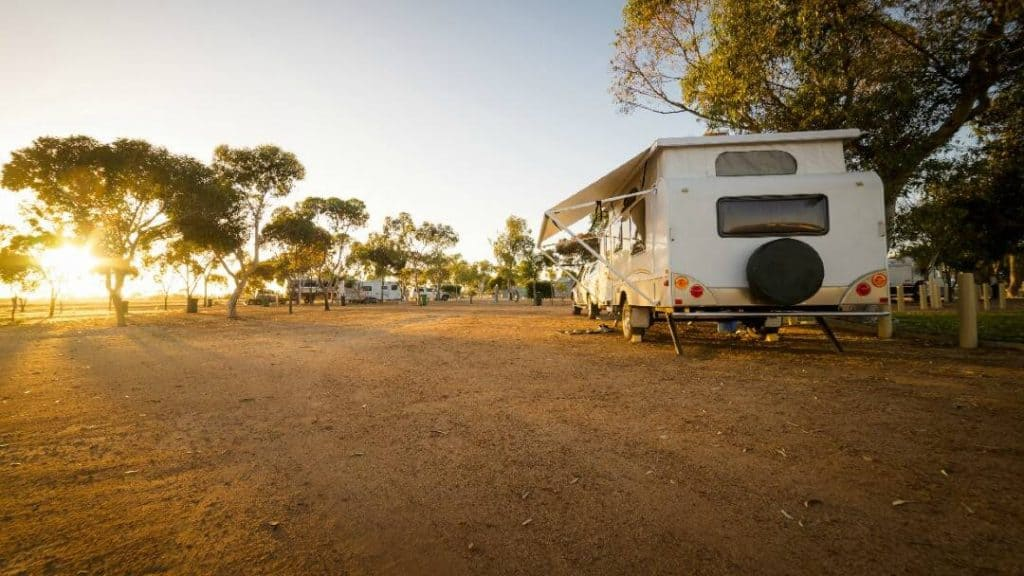 cheap RV parks and campgrounds aren't too hard to find