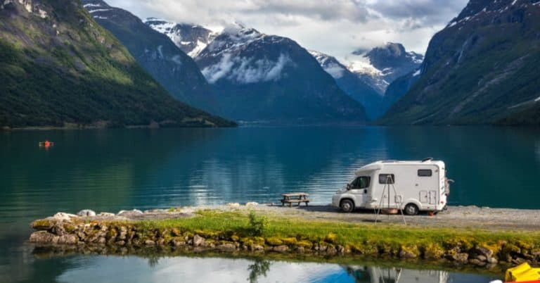 How to find stunning RV campsites