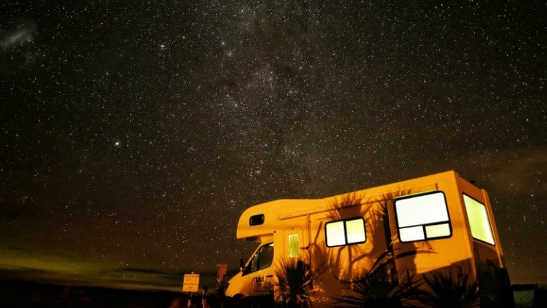 How to find stunning and cheap RV campsites