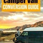 diy camper van conversion guide