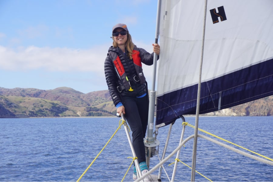 What to Wear Sailing: My Favorite Sailing Clothing for Staying Warm and Dry