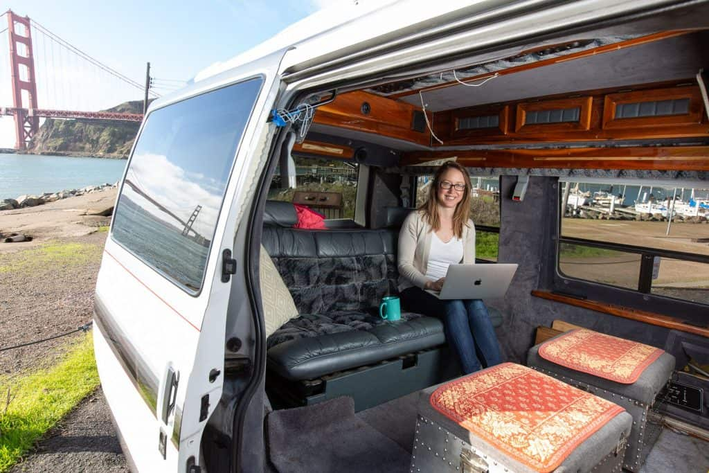 40+ van life jobs to make money from your campervan  or RV