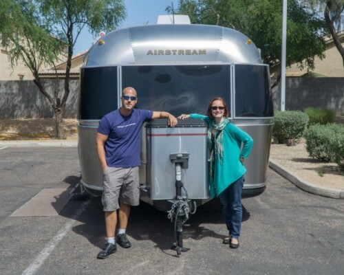 Live in an airstream