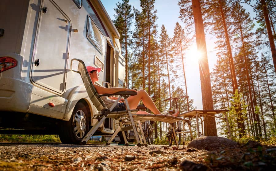 How to Make Money Renting Out Your RV or Campervan