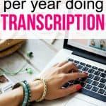 How to get transcription job