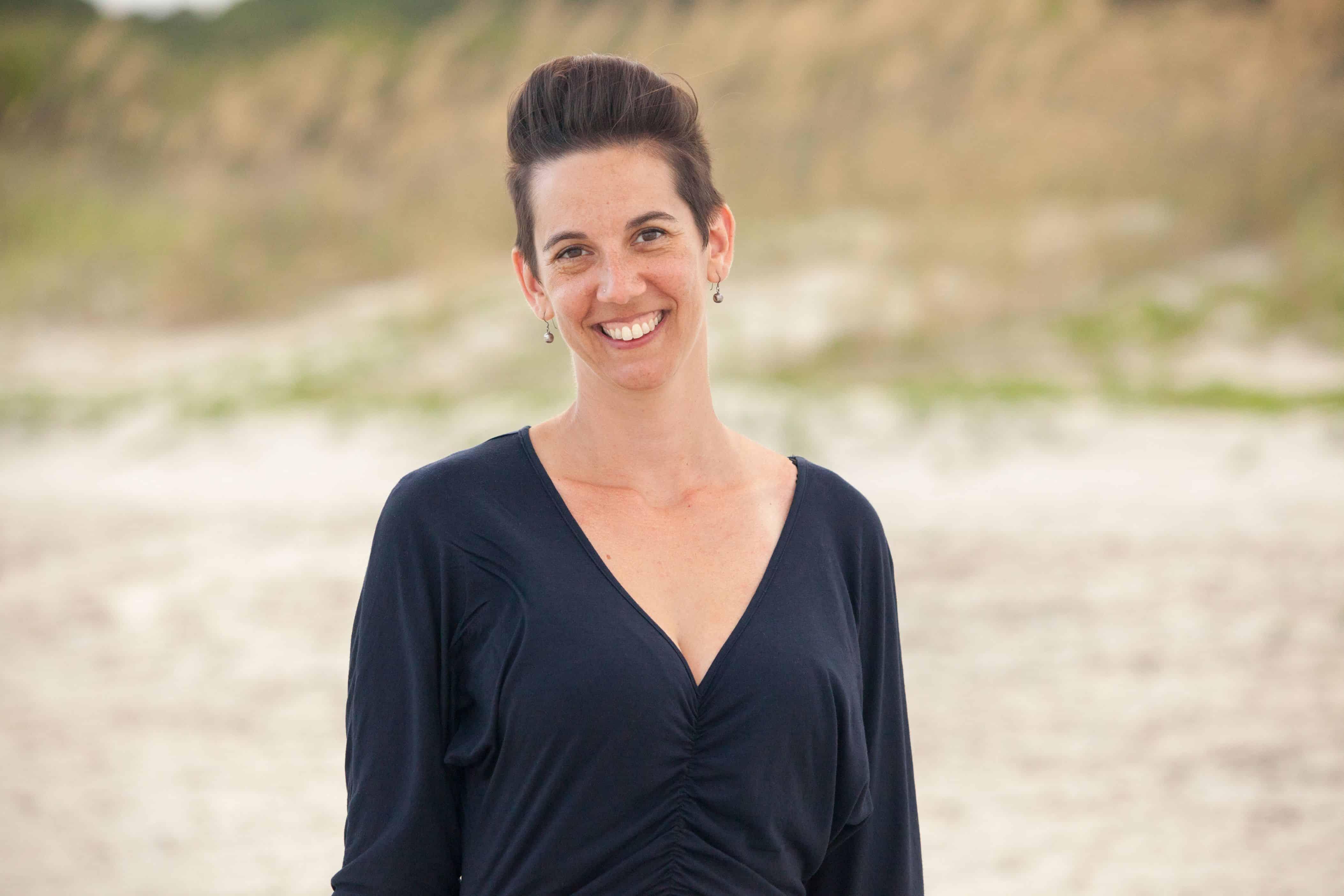 Katherine makes good money through transcription jobs. She's a full time transcriptionist