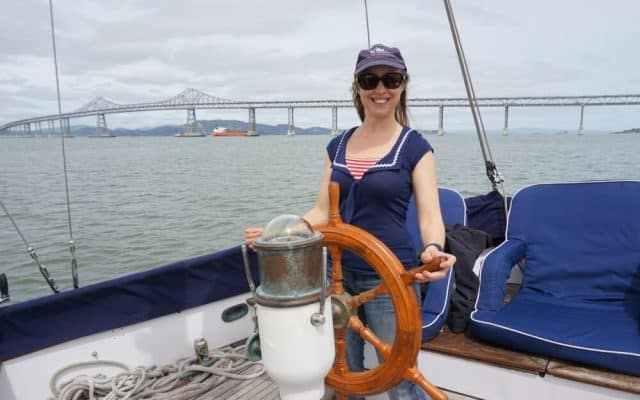 5 questions I'm always asked about living on a sailboat