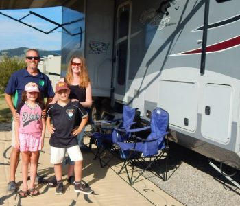 How one RVing family makes six figures selling on Amazon