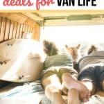 Amazon Prime Day deals for van lifers