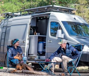How to insure a campervan legally – tips from a van lifer