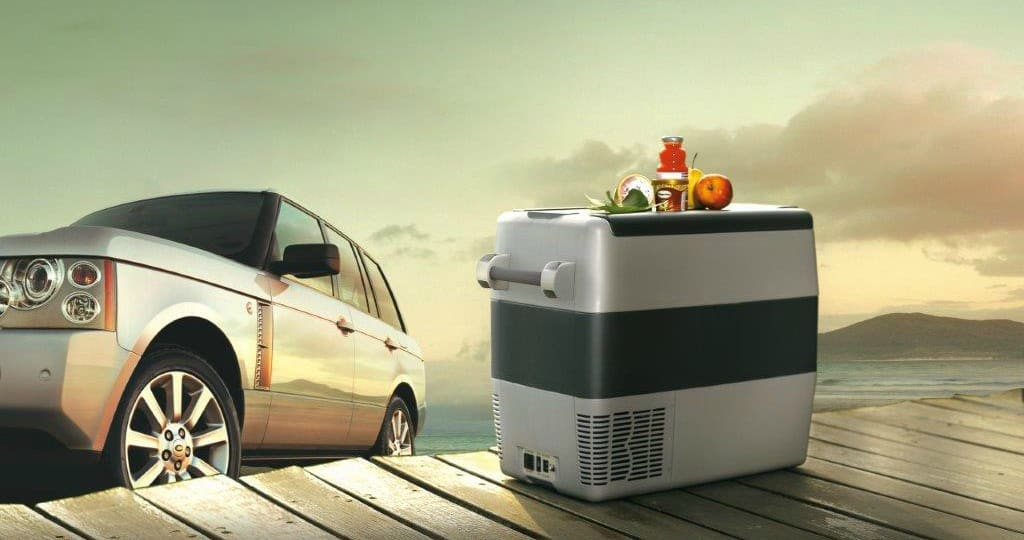 The Truck Fridge has the cheapest Danfoss compressor you'll find and is a popular 12 volt refrigerator