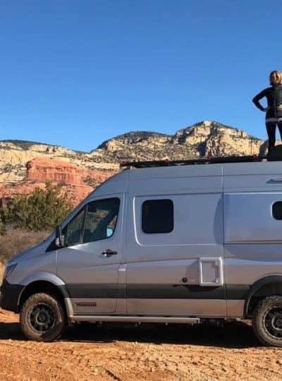 Santa Rosa wildfire victim rebuilds with van life