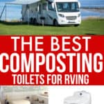 the best composting toilets for campers